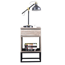 Taria Bedside Table