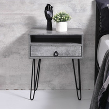 Edea Bedside Table