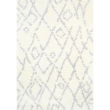 White & Grey Diamond Moro Rug
