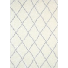 White Diamond Moro Rug