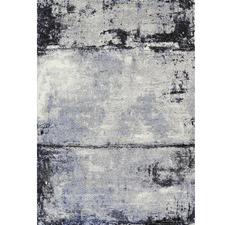 Grey Raw Boston Rug