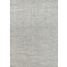Grey Nordic Reversible Wool Rug