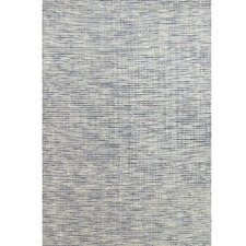 Blue Skandi Reversible Wool Rug