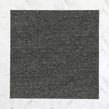 28 Piece Hillside Series Tufted Loop Carpet Tiles Set (Set of 2)