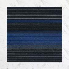 32 Piece Metro Boulevard Series Tufted Loop Carpet Tiles Set (Set of 2)