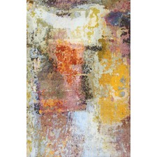 Abstract Power Loomed Rug