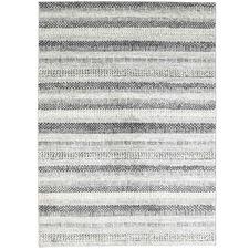 Grey Scandi Notes Rug
