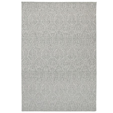 Light Grey Polo Charmaine Patio Rug