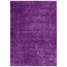 Purple Carmela Shag Rug