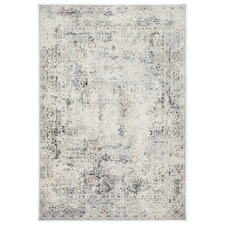 Grey & Beige Expressions Contemporary Rug