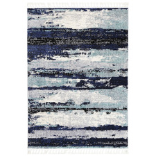 Navy Myk Abstract Rug