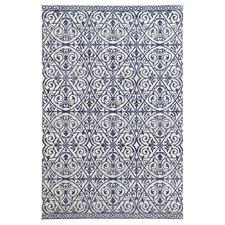 Blue Zaina Oriental Rug