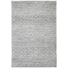 Grey Camphils Hand-Tufted Rug