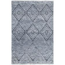 Denim Glenfalls Hand-Tufted Rug