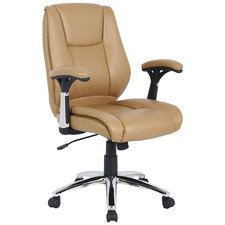 Emerson Faux Leather Office Chair
