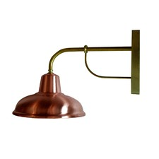 (Seen on MasterChef) Bells Decorative Wall Bracket in Solid Copper