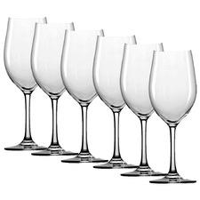 Stolzle Classic 370ml White Wine Glasses (Set of 6)