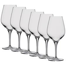 Stolzle Exquisit 650ml Bordeaux Wine Glasses (Set of 6)