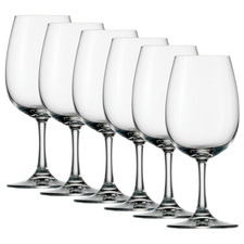 Stolzle Weinland Short Stem 350ml White Wine Glasses (Set of 6)