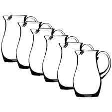 Stolzle Exclusiv 1.5L Jugs with Ice Guard (Set of 6)