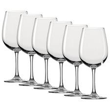 Stolzle Weinland 540ml Bordeaux Wine Glasses (Set of 6)
