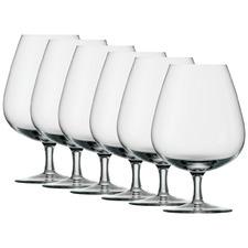Stolzle Grandezza 610ml Brandy Balloon Glasses (Set of 6)