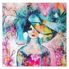 Lilliana Canvas Wall Art