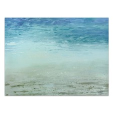 Water & Sand Canvas Wall Art
