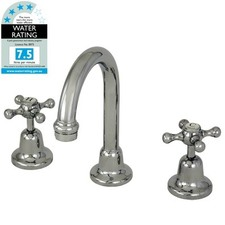 Mosman Basin Set with Swivel Gooseneck Outlet