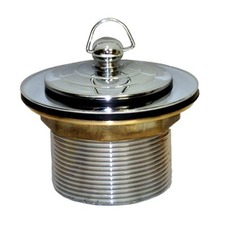 5cm Waste with Deluxe Metal Plug