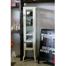 High Single Door Doctor Cabinet