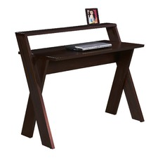 Xenos Writing Desk in Walnut Timber Veneer
