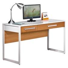 Agile 2 Drawer Writing Desk