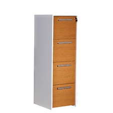 Active 4 Drawer File