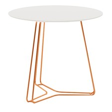 Funk Round End Table