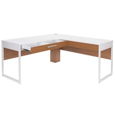 Active L Shaped Desk
