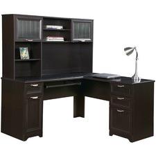 Rian L-Desk & Hutch