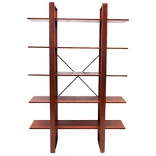 Industrial Shelf Bookcase