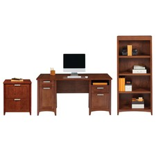 3 Piece Magellan Office Furniture Set