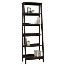 Walnut Florentine Bookcase Shelving Unit