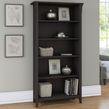 Stockton 5 Shelf Bookcase