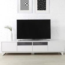 White Fiore TV Unit
