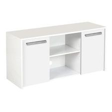 White Sheridan Storage Cabinet