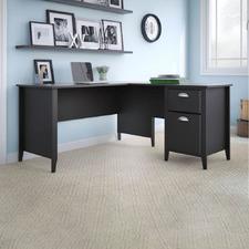Columbus L-Shaped Desk