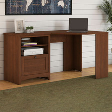 Serene Cherry George Desk
