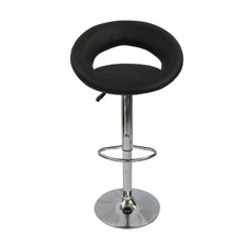 Reef Padded Faux Leather Barstool (Set of 2)