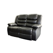2 Seater Leather Dream Recliner