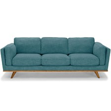 Modern Brooklyn 3 Seater Sofa