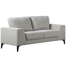 Light Grey Hanna 2 Seater Sofa