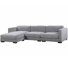 Renee 3 Seater with Chase Corner Sofa